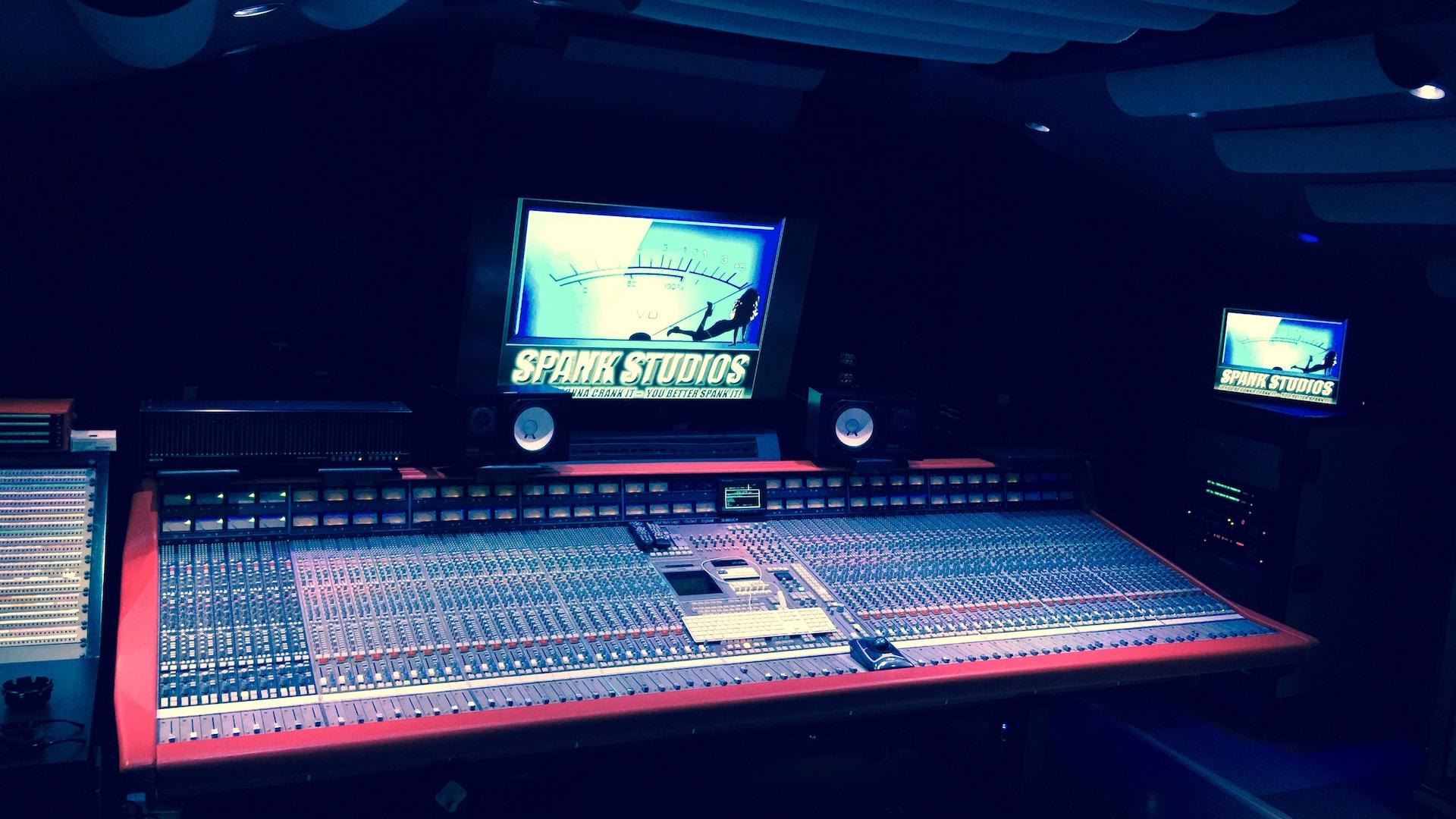 Spank Studios 1